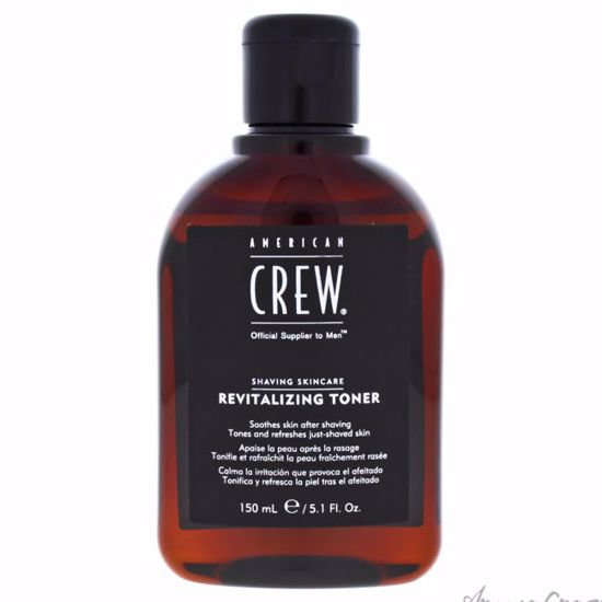 Revitalizing Toner by American Crew for Men - 5.1 oz After S