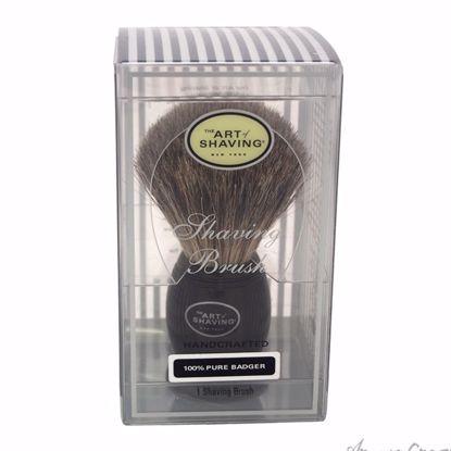 Pure Badger Shaving Brush - Black by The Art of Shaving for