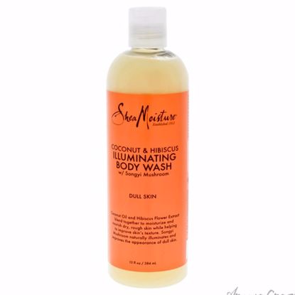 Coconut & Hibiscus Shea Butter Wash Brightening & Toning by
