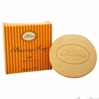 Shaving Soap Refill - Lemon by The Art of Shaving for Men -