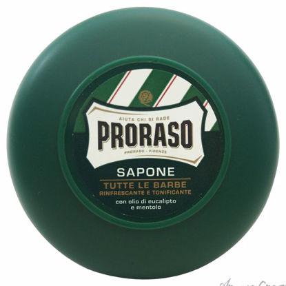 Refreshing And Invigorating Shaving Soap With Eucalyptus Oil