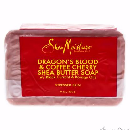 Dragons Blood & Coffee Cherry Shea Butter Soap - Stressed Sk