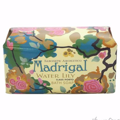 Madrigal Water Lily Soap by Claus Porto for Unisex - 12.4 oz
