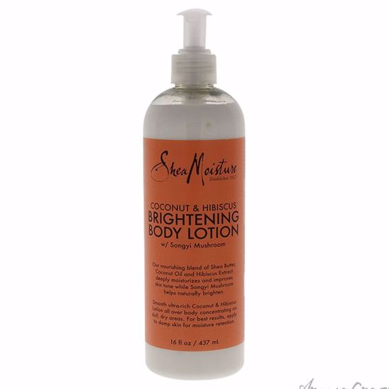 Coconut & Hibiscus Brightening Body Lotion by Shea Moisture