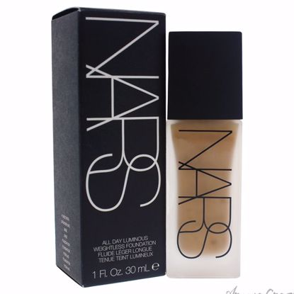 All Day Luminous Weightless Foundation - # 4 Barcelona/Medium by NARS for Women - 1 oz Foundation - Face Makeup Products   Face Cosmetics   Face Makeup Kit   Face Foundation Makeup   Top Brand Face Makeup   Best Makeup Brands   Buy Makeup Products Online   AromaCraze.com