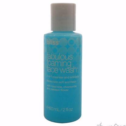 Fabulous Foaming Face Wash by Bliss for Women - 2 oz Face Wa