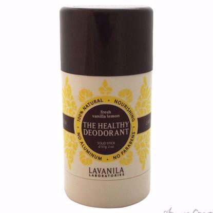 The Healthy Deodorant - Fresh Vanilla Lemon by Lavanila for