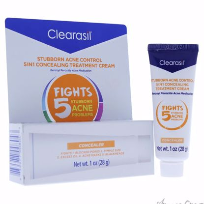 Stubborn Acne Control 5 in 1 Concealing Treatment Cream by C