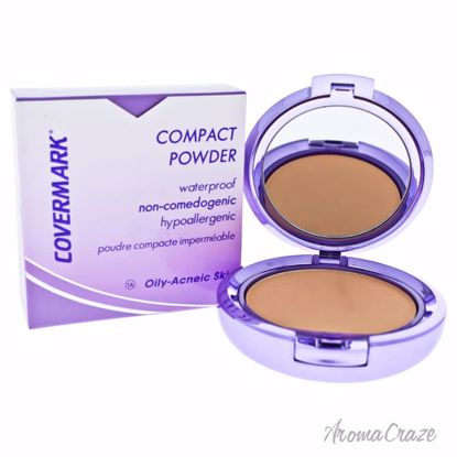 Compact Powder Waterproof - # 1A - Oily-Acneic Skin by Cover