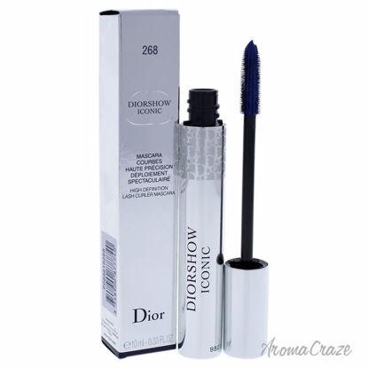 DiorShow Iconic High Definition Lash Curler Mascara # 268 Na