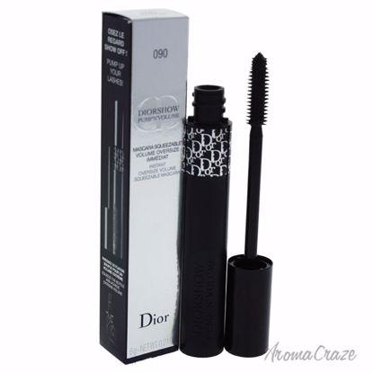 Diorshow Pump N Volume Mascara - # 090 Black Pump by Christi