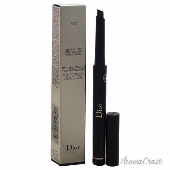 06e8a1a5 Diorshow Pro Liner Waterproof Bevel-Tip Eyeliner - # 582 Pro Brown by  Christian Dior for Women - 0.01 oz Eyeliner