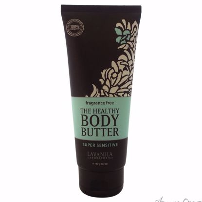 The Healthy Body Butter - Super Sensitive Fragrance Free by