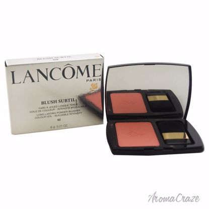 3c3cae5d5df Blush Subtil Long Lasting Powder Blusher - # 02 Rose Sable by Lancome for  Women - 0.21 oz Powder