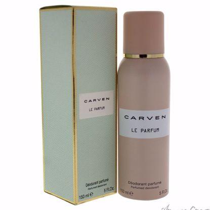 Le Parfum Perfumed Deodorant Spray by Carven for Women - 5 o