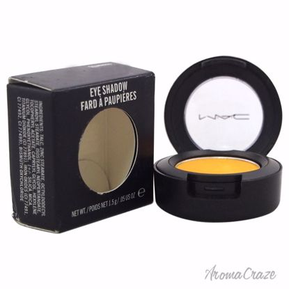 Eye Shadow - Goldenrod by MAC for Women - 0.05 oz Eye Shadow