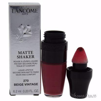 Matte Shaker Liquid Lipstick - # 270 Beige Vintage by Lancom