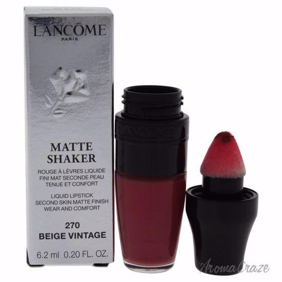 Vintage By For Shaker Lipstick270 Matte Beige Lancome Liquid k8n0wXOP