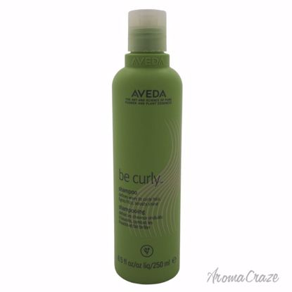 Be Curly Shampoo by Aveda for Unisex - 8.5 oz Shampoo