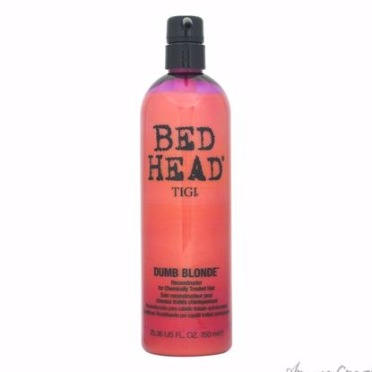 Bed Head Dumb Blonde Reconstructor by TIGI for Unisex - 25.36 oz Reconstructor - Hair Conditioner | Best Hair Conditioners | hair conditioner for dry hair | hair conditioner for womens | Moisturizing Hair Conditioner | Hair Care Products | AromaCraze.com