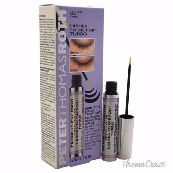 c96e598cc35 Lashes To Die for Turbo by Peter Thomas Roth for Women - 0.16 oz Eyelash  Treatment