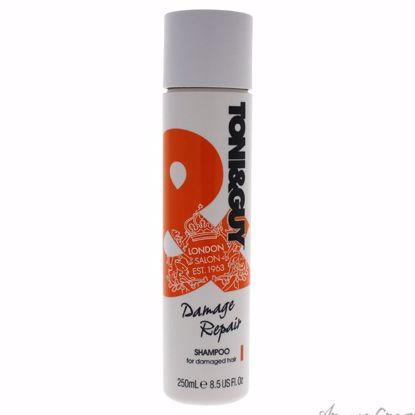 Damage Repair Shampoo by Toni & Guy for Unisex - 8.5 oz Sham