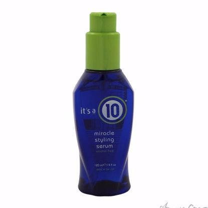 Miracle Styling Serum by Its A 10 for Unisex - 4 oz Serum