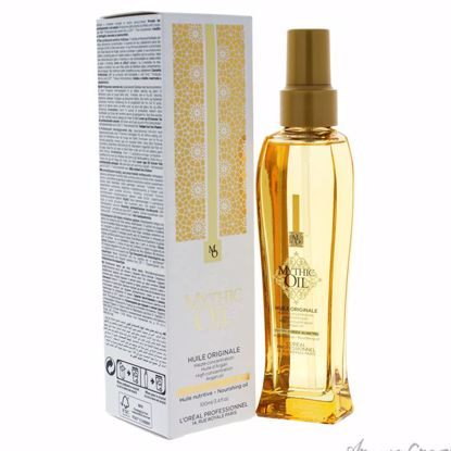 Mythic Oil by LOreal Professional for Unisex - 3.4 oz Oil