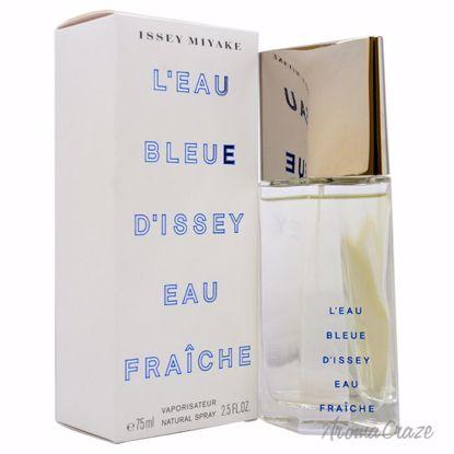 Leau Bleue Dissey Eau Fraiche by Issey Miyake for Men - 2.5
