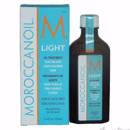 Light Oil Treatment by MoroccanOil for Unisex - 3.4 oz Treat