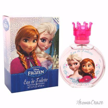 Disney Frozen by Disney for Kids - 3.4 oz EDT Spray