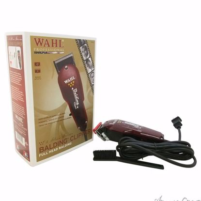 5 Star Balding Clipper - Model # 8110 - Red by WAHL Professional for Men - 1 Pc Balding Clipper - Hair Cut Tools   Hair Styling Products   Hair Styling Tool   Hair Cutting Tools   Hair Cutting Scissors   Hair Dressing Tools   Hair Products   AromaCraze.com
