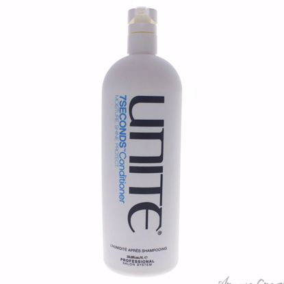 7Seconds Conditioner by Unite for Unisex - 33.8 oz Conditioner - Hair Conditioner | Best Hair Conditioners | hair conditioner for dry hair | hair conditioner for womens | Moisturizing Hair Conditioner | Hair Care Products | AromaCraze.com