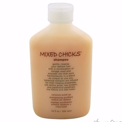 Gentle Clarifying Shampoo by Mixed Chicks for Unisex - 10 oz