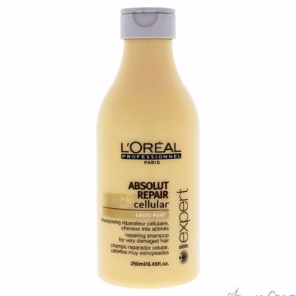 Serie Expert Absolut Repair Cellular Shampoo by LOreal Profe