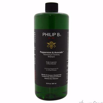 Peppermint and Avocado Volumizing & Clarifying Shampoo by Ph