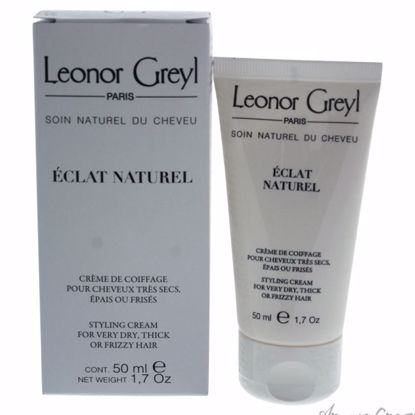 Eclat Naturel Styling Cream by Leonor Greyl for Unisex - 1.7