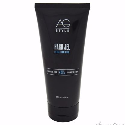 Hard Jel Extra-Firm Hold by AG Hair Cosmetics for Unisex - 6