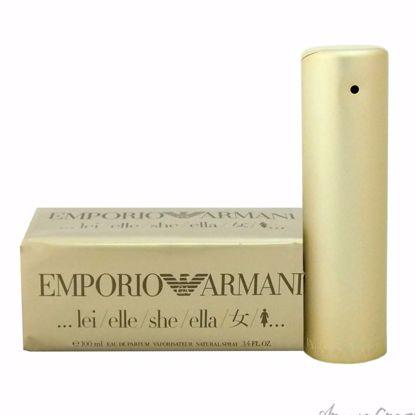 Emporio Armani by Giorgio Armani for Women - 3.4 oz EDP Spra