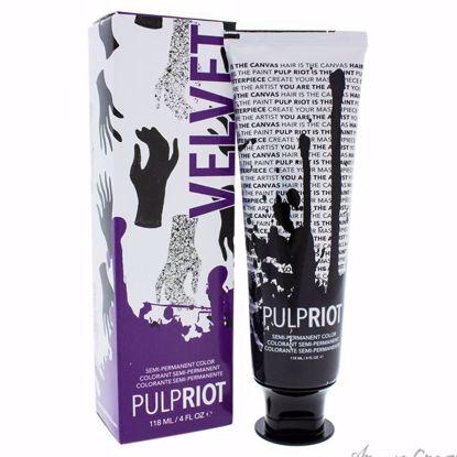 Semi-Permanent Color Velvet - Eggplant by Pulp Riot for Unis