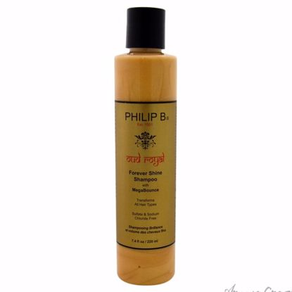 Oud Royal Forever Shine Shampoo by Philip B for Unisex - 7.4