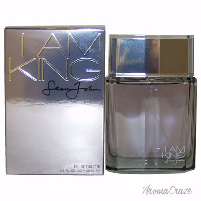 I Am King by Sean John for Men - 3.4 oz EDT Spray