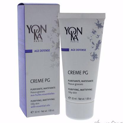 Age Defense Creme PG by Yonka for Unisex - 1.68 oz Cream