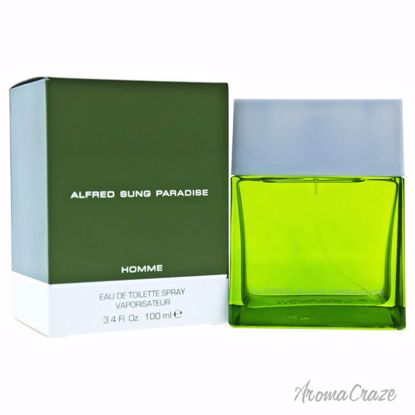 Sung Paradise by Alfred Sung for Men - 3.3 oz EDT Spray
