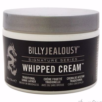 Whipped Cream Traditional Shave Lather by Billy Jealousy for