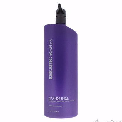 Blondeshell Keratin Complex Conditioner by Keratin for Unise