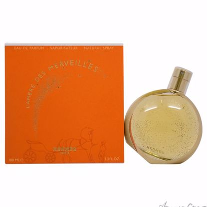 LAmbre Des Merveilles by Hermes for Women - 3.3 oz EDP Spray
