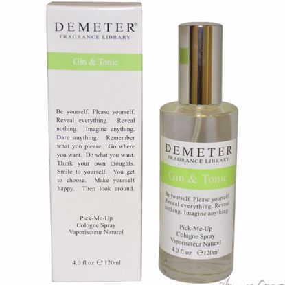 Gin and Tonic by Demeter for Women - 4 oz Cologne Spray