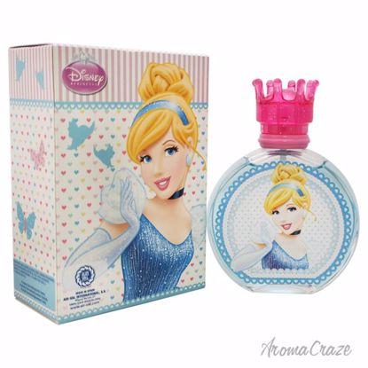 Disney Princess Cinderella by Disney for Kids - 3.4 oz EDT S