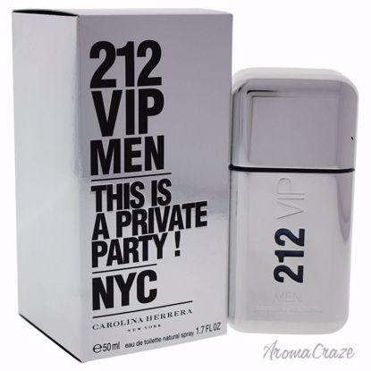 Carolina Herrera 212 VIP Eau De Toilette Spray for Men, 1.7